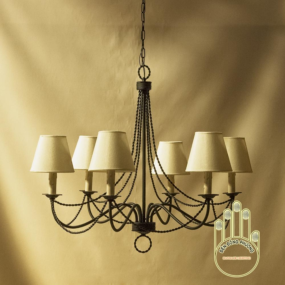 đèn chùm 1028