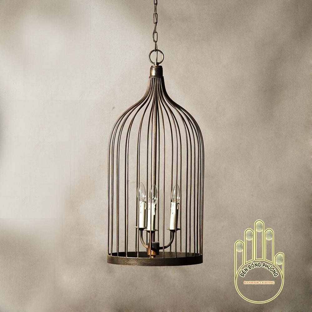 đèn chùm lồng chim cổ điển 1008