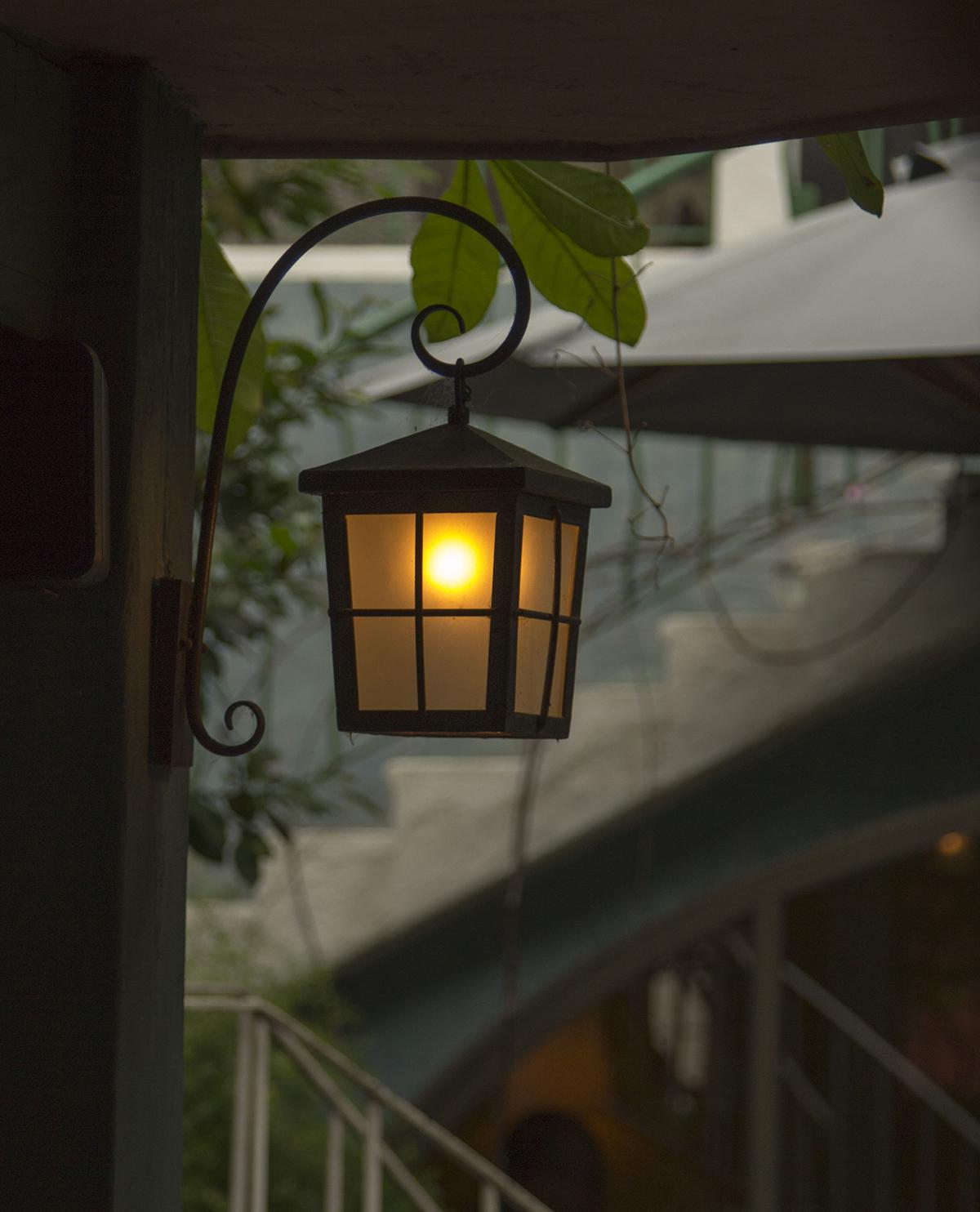 đèn sân vườn 3010