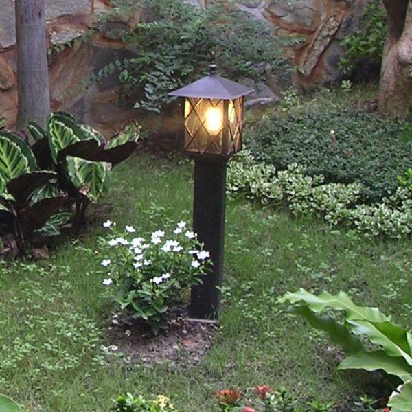 đèn sân vườn 3021