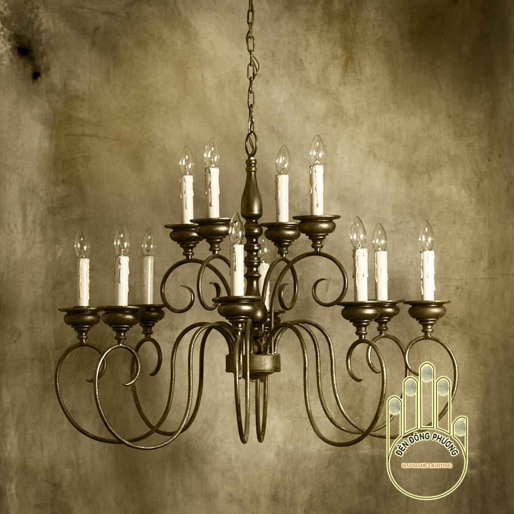 đèn chùm 1052